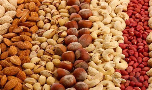 قیمت ۵۰ نوع آجیل و خشکبار در میادین و بازارهای میوه و تره بار اعلام شد