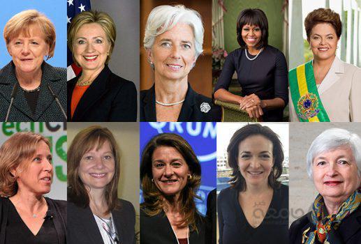 آنگلا مرکل در صدر یکصد زن قدرتمند جهان