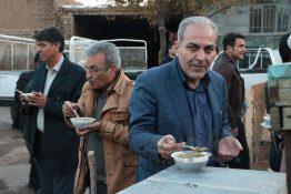 عکس  آغاز نخستین طرح توسعه روستایی در استان تهران