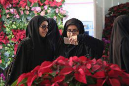 عکس| دومین جشنواره گل پاکدشت افتتاح شد