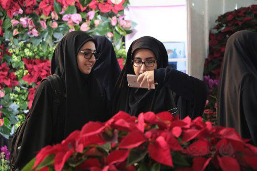 عکس  دومین جشنواره گل پاکدشت افتتاح شد