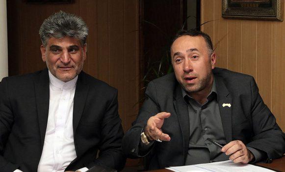 عکس| جلسه ویژه مجمع خیرین اشتغال و کارآفرین استان تهران