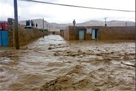 هشدار وقوع سیلاب و بارش های سیل آسا