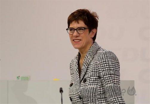 دومین زن قدرتمند آلمان معرفی شد