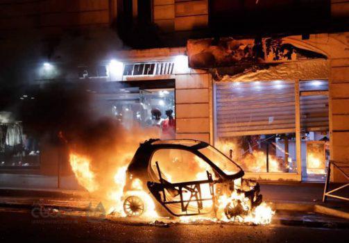 اعتراضات در فرانسه برای پنجمین هفته ادامه میابد