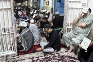گزارش کوتاه  در اسلام زندان نداریم