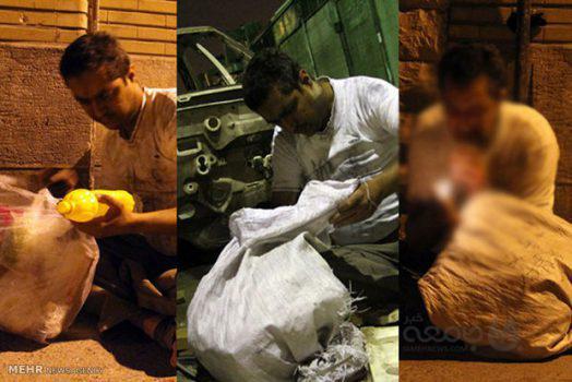 وقتی خبرنگار معتاد می شود/ روایت «کسایی زاده»از یک شب زندگی با معتادان