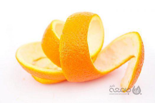 لطفا پوست این میوه را دور نریزید!