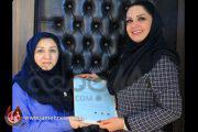۳۰ دقیقه گفتگو با بانوی سردفتر در شیک ترین دفترخانه تهران