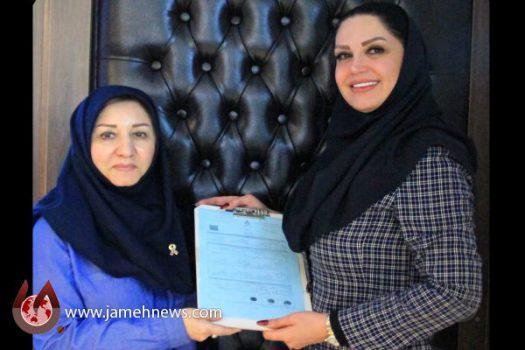 30 دقیقه گفتگو با بانوی سردفتر در شیک ترین دفترخانه تهران