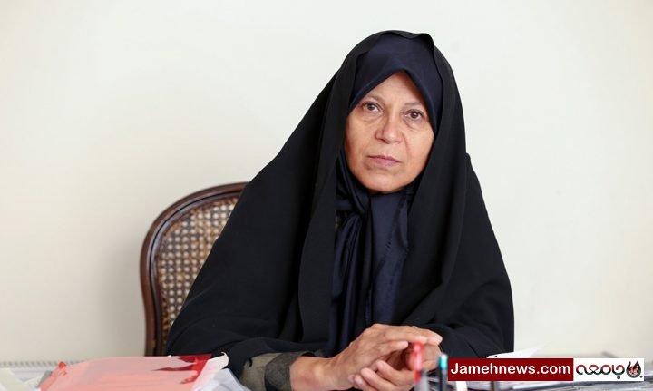 فائزه هاشمی: اصلاح طلبان فاسد و باند باز هستند!