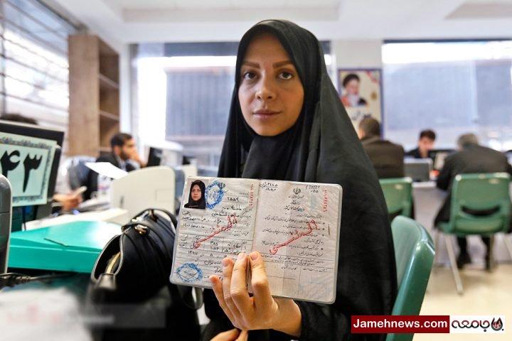 چرا دختر فرمانده سابق ارتش ایران باید معاون بیمه حکمت باشد؟