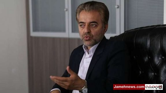 فیلم  شوی ویدئویی نماینده مردم تهران برای انتخابات مجلس!