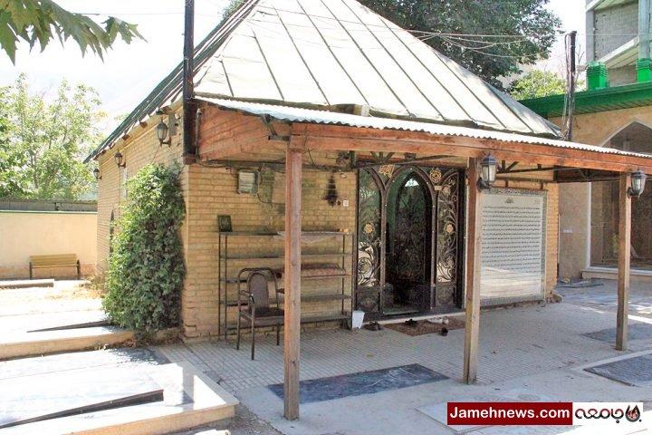 عکس  محل فیلمبرداری سریال «تنهایی لیلا» در لواسان