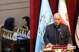 عکس| حاشیه های بیست و یکمین جشنواره شهید رجایی استان تهران