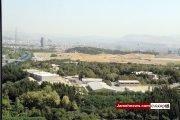 عکس| گران ترین زمین تهران علفزار بنیاد مستضعفان شد