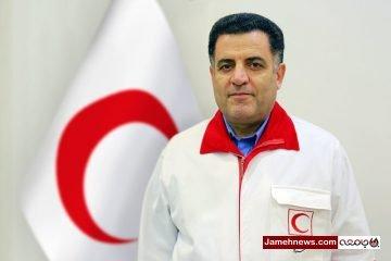 آبروی هلال احمر ایران رفت  نماینده ولی فقیه جلسه را تحریم کرد