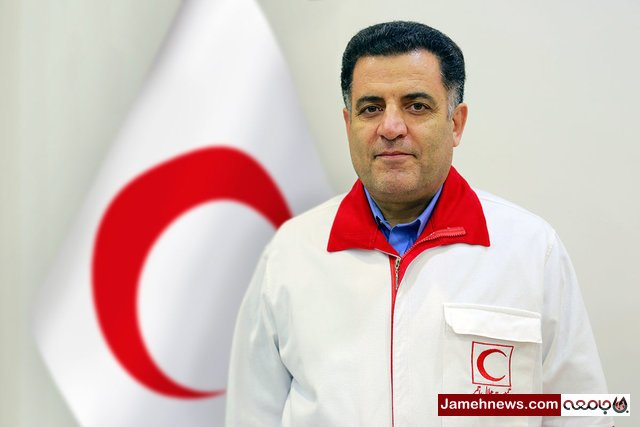 آبروی هلال احمر ایران رفت| نماینده ولی فقیه جلسه را تحریم کرد