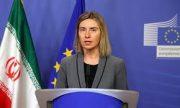 خداحافظی موگرینی از اتحادیه اروپا