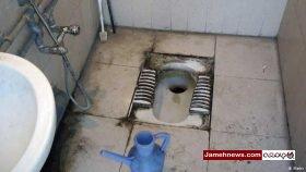 فیلم| توالت های پایتخت ایران| «حناچی» قدرت نظافت توالت را هم ندارد