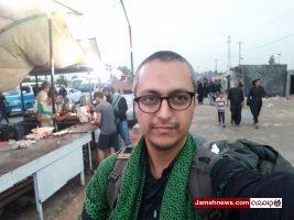 گزارش یک خبرنگار از پیاده روی اربعین| این اخبار را رسانه ملی و خبرگزاری ها منتشر نمی کنند