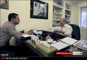 وزیر سپاه سوار بر «لکسوس»| رفیق دوست: بالا شهر زندگی می کنم!