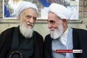 مخالفت برخی اعضا با حضور ناطق نوری در جلسه جامعه روحانیت مبارز  حزبی که از بنی صدر حمایت کرد