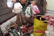 دختر جانباز شیمیایی که مادرش دستفروش بود خودکشی کرد!