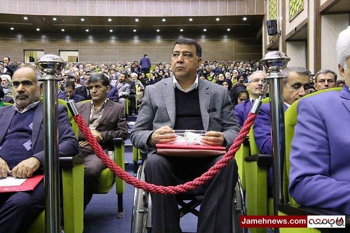 عکس| چهارمین گردهمایی مدیران دفاتر الکترونیک قضایی برگزار شد