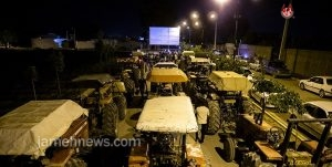 فیلم| اقدام جالب «حاتمی کیا»| اکران «خروج» برای تراکتورسوارها