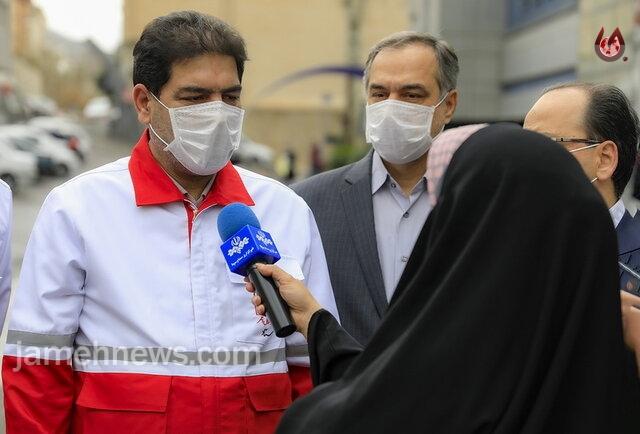 سوپرمارکت سیاسی «هلال احمر»  بازماندگان انتخابات پست می گیرند!  چه کسی دبیرکل می شود؟