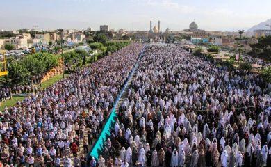 برگزاری نماز عیدفطر در شرایط شیوع کرونا بررسی می شود