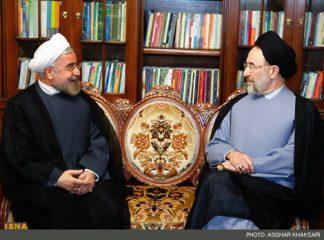ساخت خانه غیرقانونی «روحانی» در جماران  همسایگی با «سید محمد خاتمی»؟!