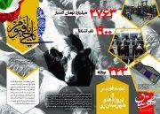 اینفوگرافی| پروژه های قابل افتتاح دهه فجر شهرستان ری