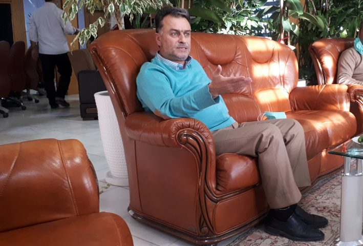 گفتگو با شهردار کهریزک| ۵۰۰ کارمند مازاد داریم/ من شهردار۱۴۰۰ هستم
