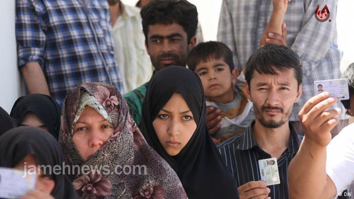 هزینه ۲۰۰ هزارمیلیاردتومانی افغان ها در ایران  هشدار یک خبرنگار در مورد ایجاد کشور «کهریزک»