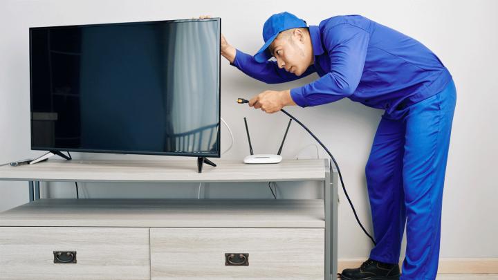 سوالات متداول درباره تعمیر تلویزیون ال جی