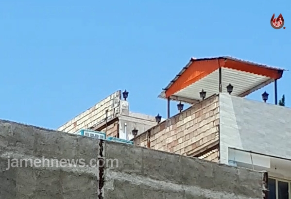 فیلم| تخلف ساختمانی جلوی چشم مدیران باقرشهر و شهرری
