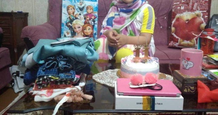 جشن تولد هستی برگزار شد  تشکر ویژه خبرنگار از خیرین