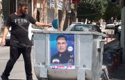 فیلم| تخریب نما و زیبایی شهر توسط کاندیداهای متخلف در باقرشهر