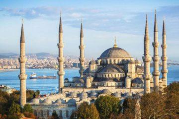 جاذبه های دیدنی در شهر استانبول – ترکیه