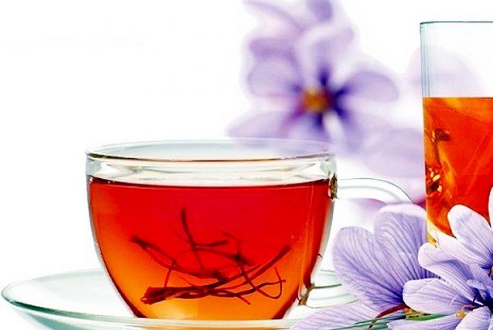 چای زعفران خواص آن را بیشتر بدانیم