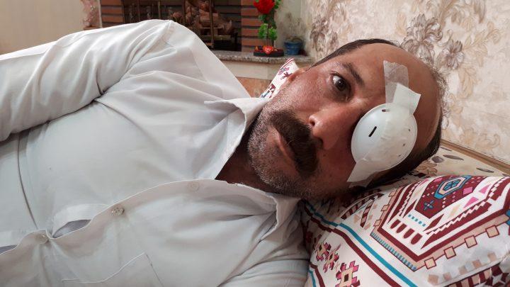 جنایت شیرابه های آرادکوه در کهریزک| چشمان یک پدر قربانی شد!