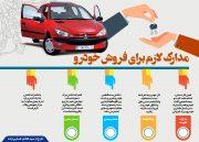 اینفوگرافی| مدارک لازم برای نقل و انتقال خودرو
