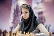 دختر ایرانی شگفتی ساز جهان شد
