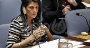 نیکیهیلی اذعان کرد: دولت عربستان مسئول قتل خاشقجی است