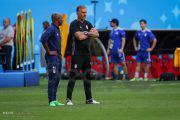 کیروش: نمیتوانید به تیم ملی کشورتان خیانت کنید