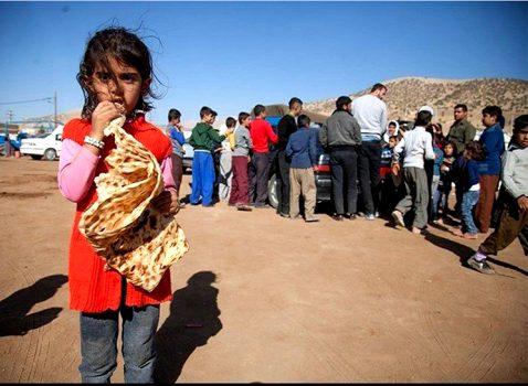 پیمانکاران از کرمانشاه فرار کردند| زندگی سخت زلزله زدگان در چادر