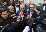 عکس| رونمایی از اسناد توسعه ای استان تهران