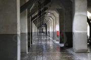 عکس| آخرین تصاویر از انبار ۸۰ ساله گندم در نازی آباد تهران